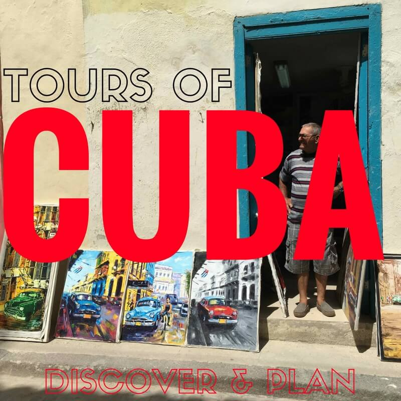 find a cuba tour